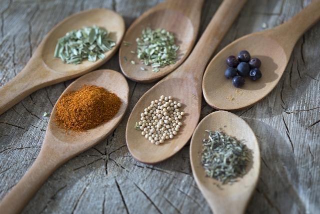6つの味とその作用